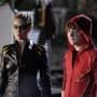 Black Canary and Impulse