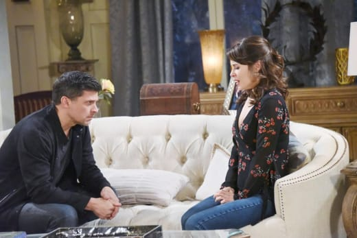 An Unsurprising Breakup - Days of Our Lives