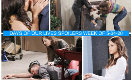 Days of Our Lives Spoilers Week of 5-04-20: Scorned Women Fight Back