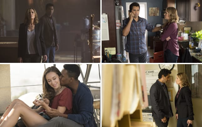 Madison investigates fear the walking dead season 1 episode 1