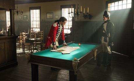 Super Villains - Turn: Washington's Spies Season 4 Episode 4