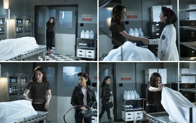 Anybody home stitchers s3e2