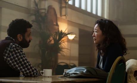Psychopath Redux - Killing Eve Season 2 Episode 7