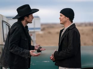 Intense Conversations - Roswell, New Mexico Season 3 Episode 8