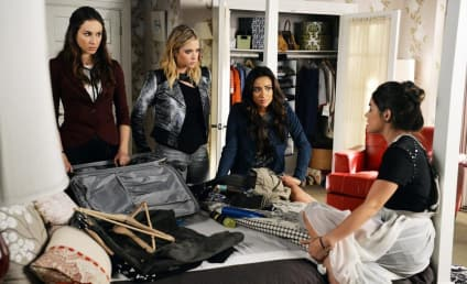 Pretty Little Liars Season 5 Episode 21 Review: Who is Varjack?