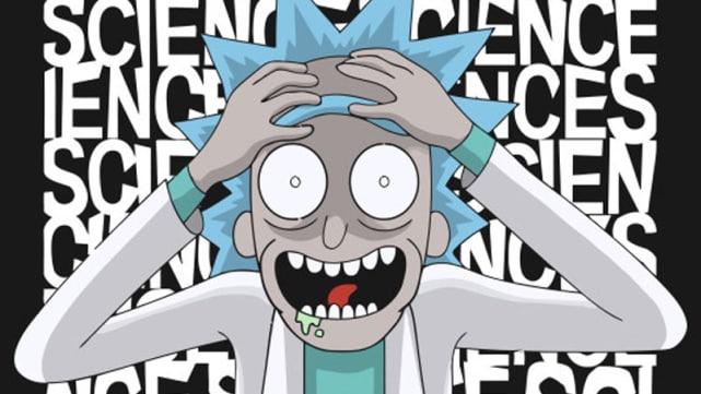 Rick and Morty: Rick Sanchez