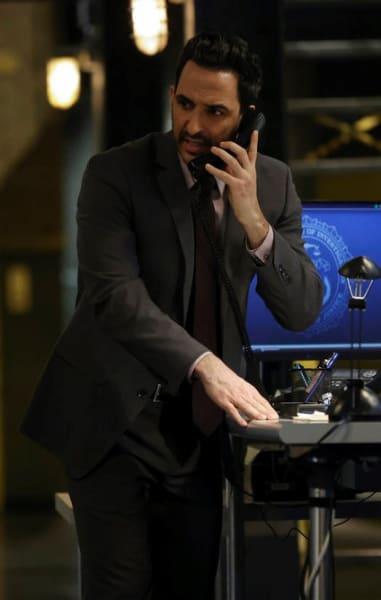 Hunting a Spy - The Blacklist Season 8 Episode 12