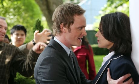 Regina and the Doctor