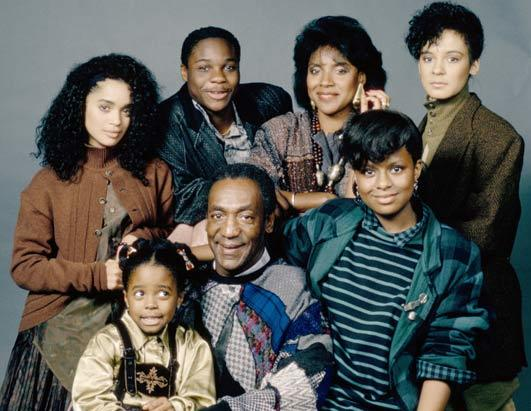 Cosby Show Family