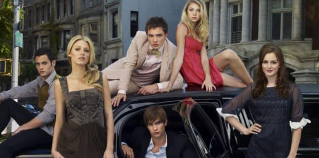 Gossip Girl Season 1 Cast