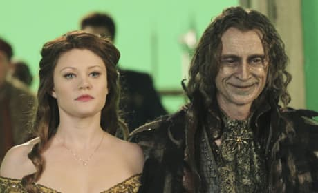 Emilie de Ravin on Once Upon a Time