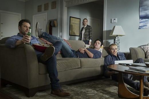 Family Time - NCIS