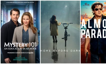 What to Watch: Mystery 101, Almost Paradise, Home Before Dark