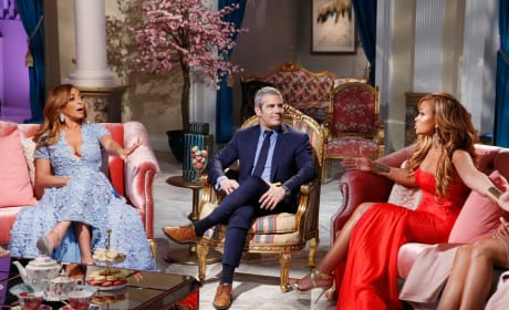 Suspicious Moves - The Real Housewives of Potomac
