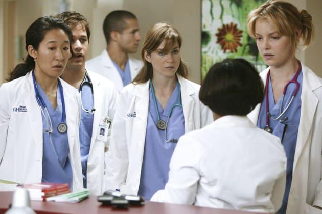 Grey's Anatomy Season 1 Episode 1: