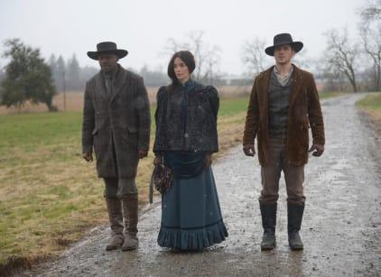 Watch Timeless Season 1 Episode 12 Online