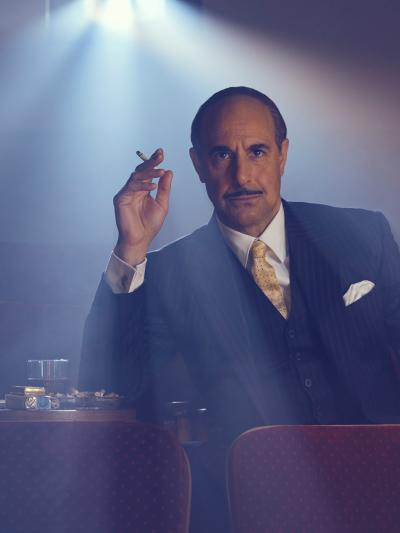 Stanley Tucci as Jack Warner - FEUD: Bette and Joan