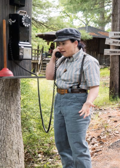 Susie the Plumber - The Marvelous Mrs. Maisel