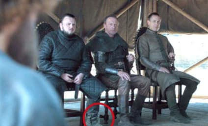 Game of Thrones: Plastic Water Bottle Spotted in Series Finale