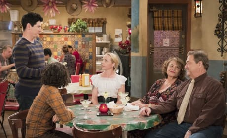 Speech - Roseanne Season 10 Episode 8