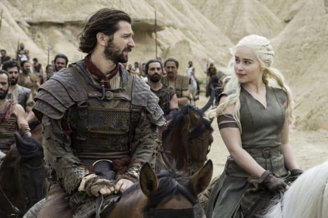 Daenerys & Daario - Game of Thrones Season 6 Episode 6