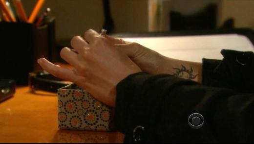Mariah's Wrist