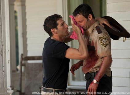 Watch The Walking Dead Season 2 Episode 2 Online