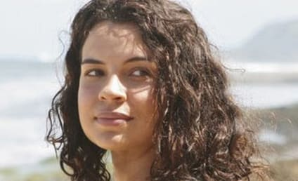 Zuleikha Robinson to Recur on Homeland