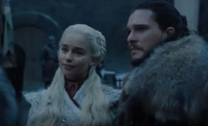 Winterfell is Yours! Sansa Meets Daenerys in New Game of Thrones Footage!