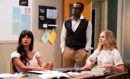 The Good Place Season 3 Episode 3 Review: The Brainy Bunch
