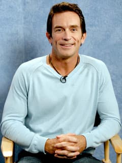 Pic of Jeff Probst