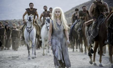 Still Walking - Game of Thrones Season 6 Episode 3