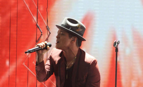 Bruno Mars X Factor