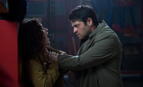 Evil Castiel? - Supernatural Season 11 Episode 3