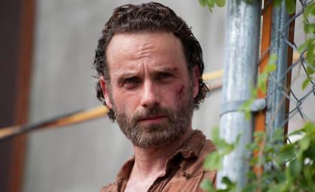 Close Up of Rick