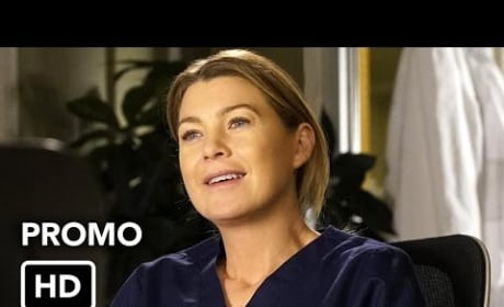 Grey's Anatomy Season 12 Episode 23 Promo