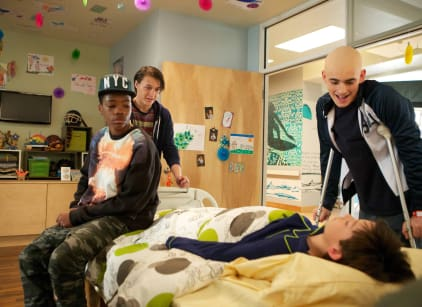 Watch Red Band Society Season 1 Episode 1 Online