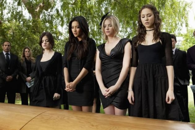 Liars at a Funeral