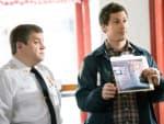 Patton Oswalt on Brooklyn Nine-Nine