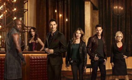 Lucifer Cast Says Goodbye as Filming Wraps on Final Season