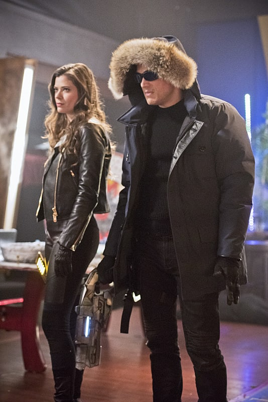 The Snart Siblings - The Flash Season 1 Episode 16