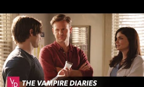 The Vampire Diaries Clip - So Hungover