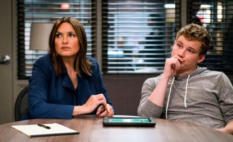 A Rendezvous With a Teacher - Law & Order: SVU