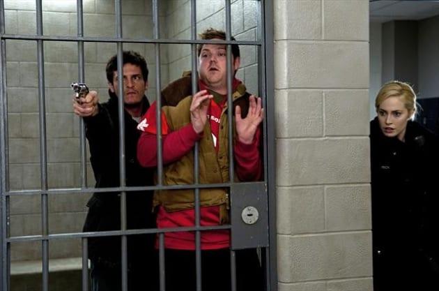 Prisoner with a Gun