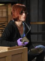 Claudia on Warehouse 13
