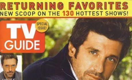 Patrick Dempsey: TV Guide Cover
