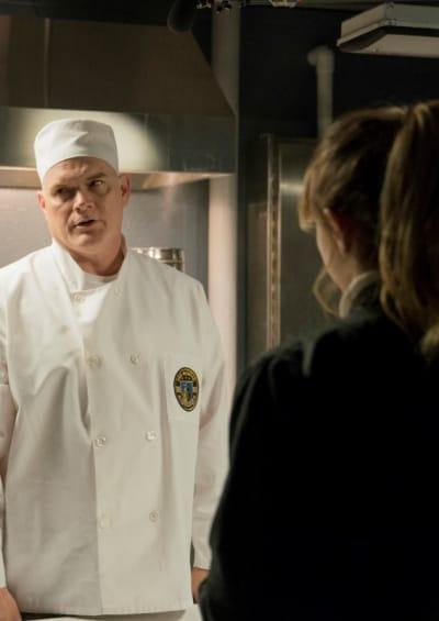 Chef in Trouble - NCIS Season 16 Episode 17