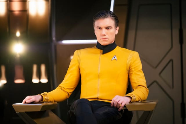 First Look at Anson Mount