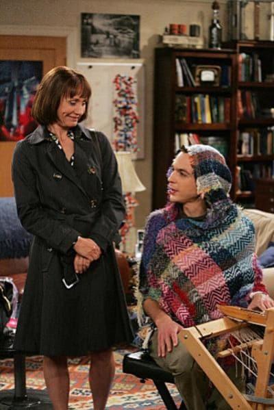 Sheldon/Mom