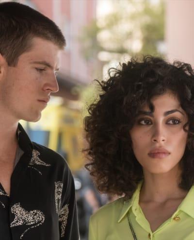 Nadia and Guzman
